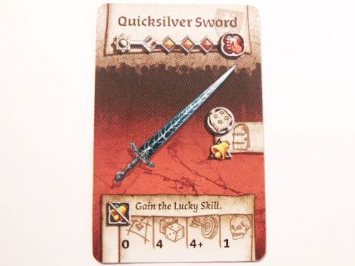 wulfsburg survivor equipment card (quiksilver sword)